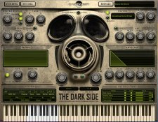 """east west virtual instrument """"the dark side"""" interface"""