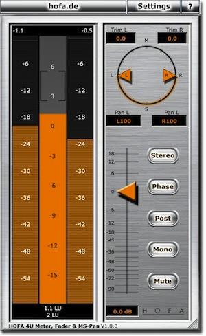 HOFA-4uMeter