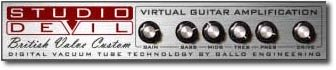free audio plugins for protools Studio Devil British Valve Custom