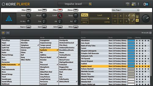 Native Instruments - Kore Player