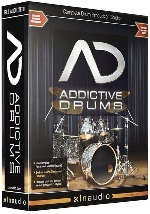 XLN Audio - Addictive Drums