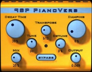 PSP-pianoverb